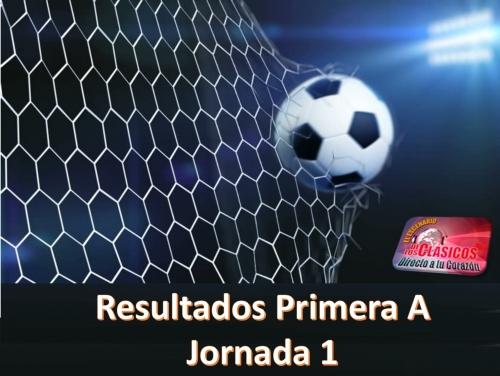 Regresó el Torneo Departamental con la fiesta del gol ad420f2592684